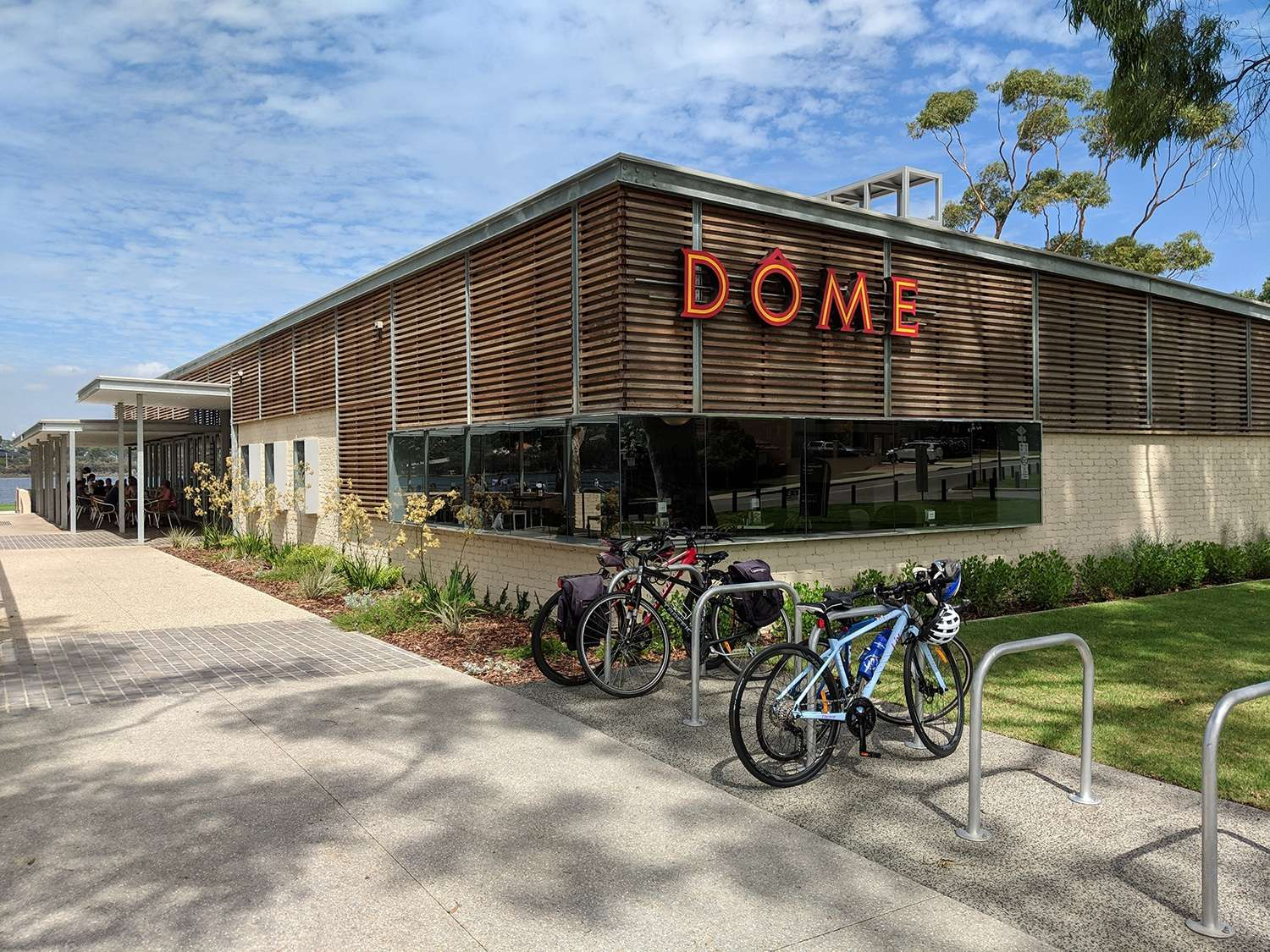 Dome Cafe - Deep Water Point